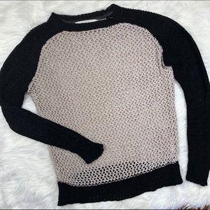 3 FOR $15! Zara Sheer Knit Sweater